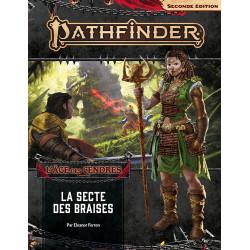 Pathfinder 2 - La Secte des braises 2/6