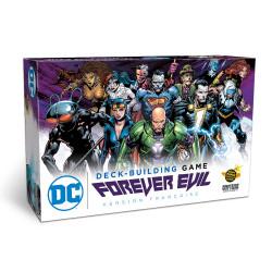 DC Comics - jeu de Deck Building : Forever Evil
