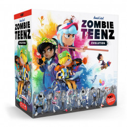 Zombie Teenz Evolution - French version