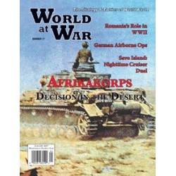 World at War 11 - Afrikakorps