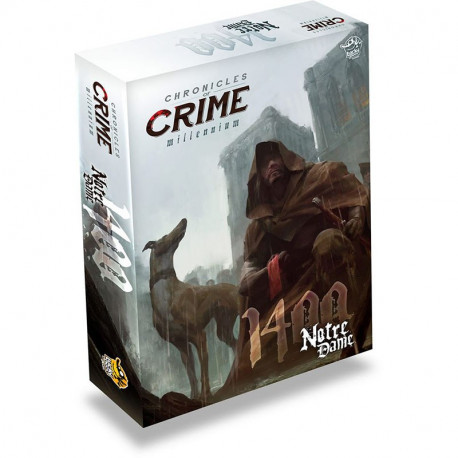 Chronicles of Crime Millenium 1400 - French version