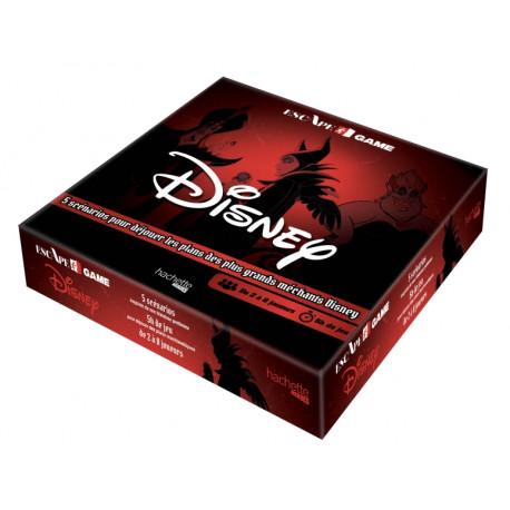 Escape Game : Les grands méchants Disney