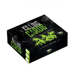 Killing Cards : Aliens