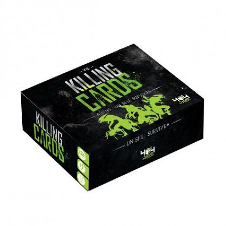 Killing Cards : Aliens
