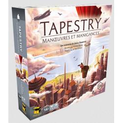 Tapestry : Manoeuvres et manigances