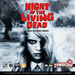 Night of the Living Dead - a Zombicide game - French version