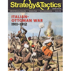Strategy & Tactics 325 : Italian Ottoman War