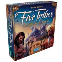 Five tribes - boite abimée