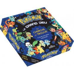 Pokémon : Le grand jeu du cherche et trouve