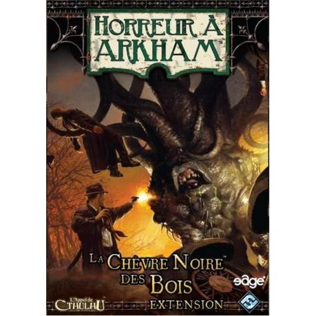Horreur à Arkham - La chèvre noire des bois
