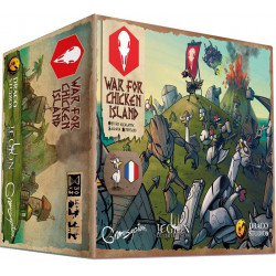 War for Chicken Island - French version