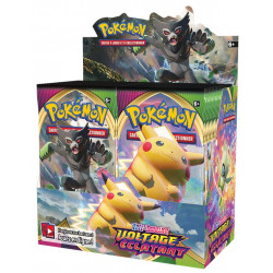 Pokémon Booster EB04 Voltage éclatant