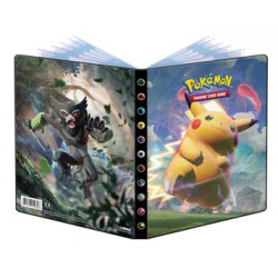 Portfolio Pokémon A5 80 cartes - Voltage éclatant