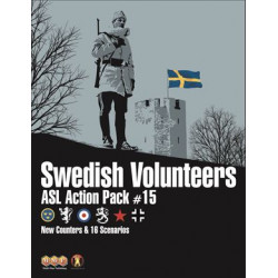 ASL Action Pack 15 - Swedish Volunteers