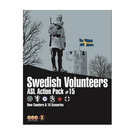 ASL Action Pack 15 - Swedish Volunteers