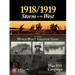 1918-1918 : Storm in the West