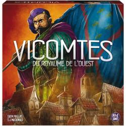 Vicomtes du Royaume de l'Ouest - French version
