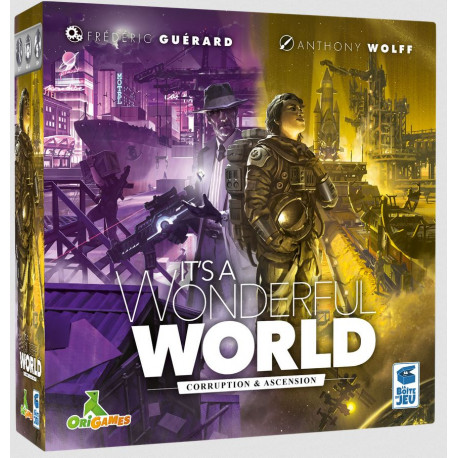 It's a Wonderful World - Corruption & Ascension