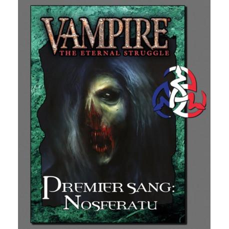 V:TES - Premier sang : Nosferatu