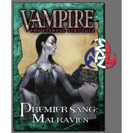 V:TES - Premier sang : Malkavien