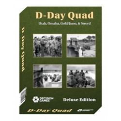 Boite de D-Day Quad Deluxe