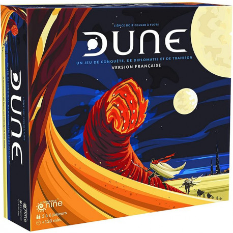 Dune - French version