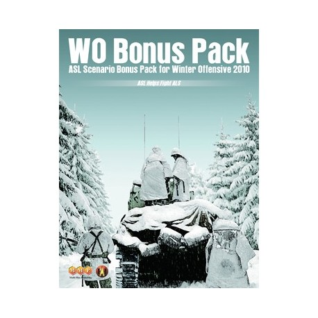 ASL Winter offensive 2010 bonus pack