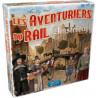 Les Aventuriers du Rail - Amsterdam - boite légèrement abimée