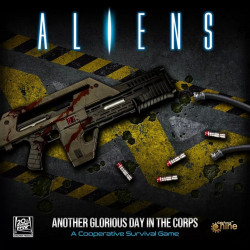 Aliens: another glorious day in the Corps! - version EN