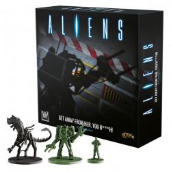 Aliens - get away from her, you b***h! - version EN