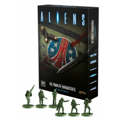Aliens - Ultimate Badasses