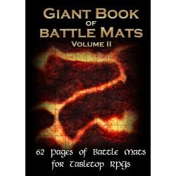 Giant Book of Battle Mats vol. 2