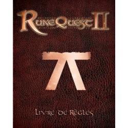 Runequest II - Livre de règles