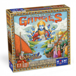Rajas of the Ganges - The Dice Charmers - French version