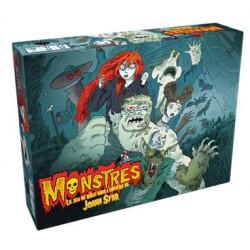 Monstres : Initiation au jeu d'Aventures Joann Sfar