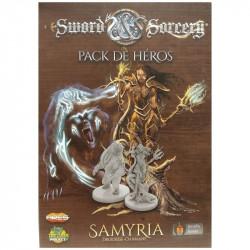 Sword & Sorcery - pack de héros Samyria