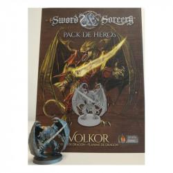 Sword & Sorcery - pack de héros Volkor