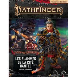 Pathfinder 2 - Les Flammes de la Cité Hantée