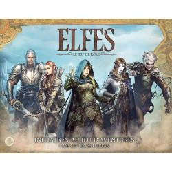 Terres d'Arran - Boîte d'Initiation Elfes