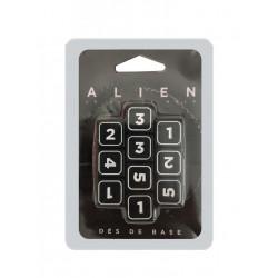 Alien Le jeu de rôle : les dés de base