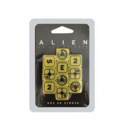 Alien RPG : Stress dice set