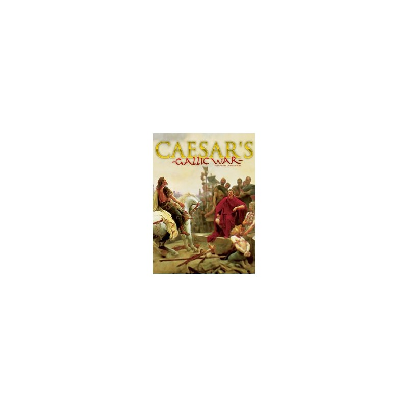 caesars gallic wars First eight books of caesar's commentaries of the gallic war (pocket literal translations of the classics) by caesar brooks, edward jr and a great selection of.