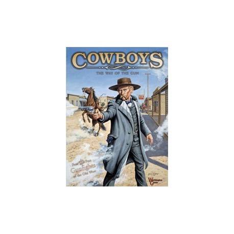 Cowboys, The way of the gun