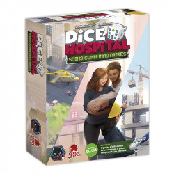 Dice Hospital - extension Community Care Deluxe - FR
