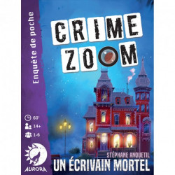 Crime Zoom - Un écrivain Mortel - French version