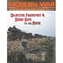 Modern War n°51 - Objective Frankfurt