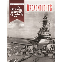 Strategy & Tactics Quarterly n°12 - Dreadnoughts