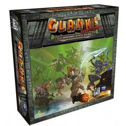 Clank! Dans l'Espace ! - damaged box