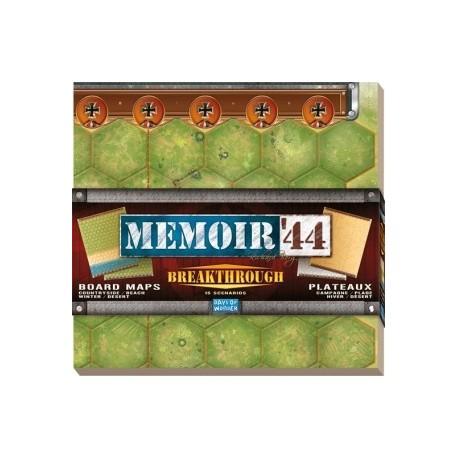 extension mémoire 44 - Breakthrough