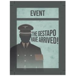 La Résistance : Gestapo Event Cards